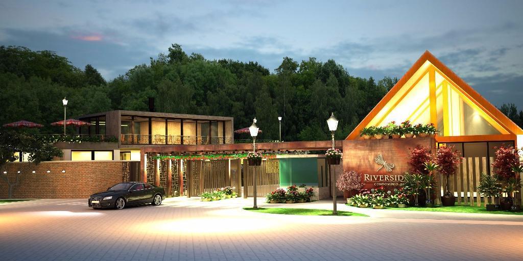 terrenos em condomínio horizontal cercado de verde, cheio de modernidades, infraestrutura de ponta e opções de...