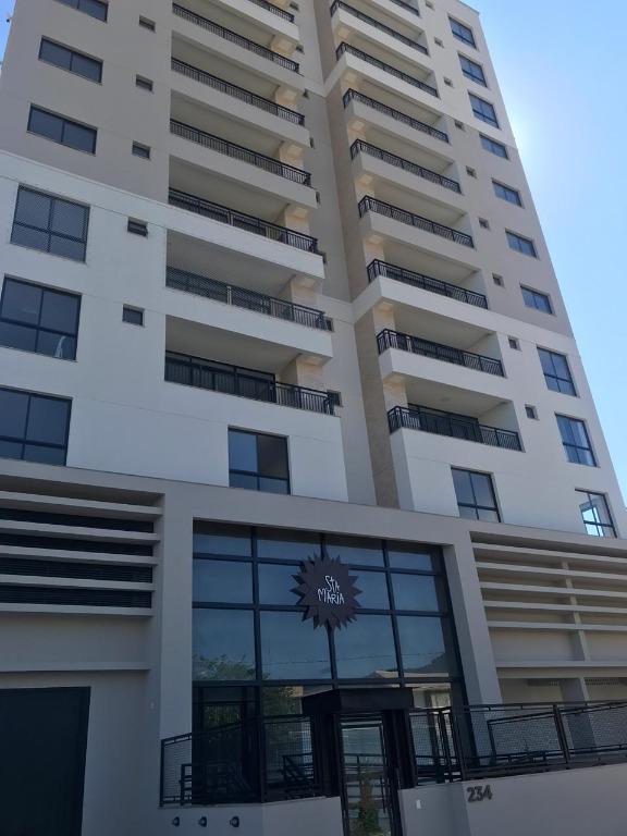 Apartamento residencial à venda, Dom Bosco, Itajaí.