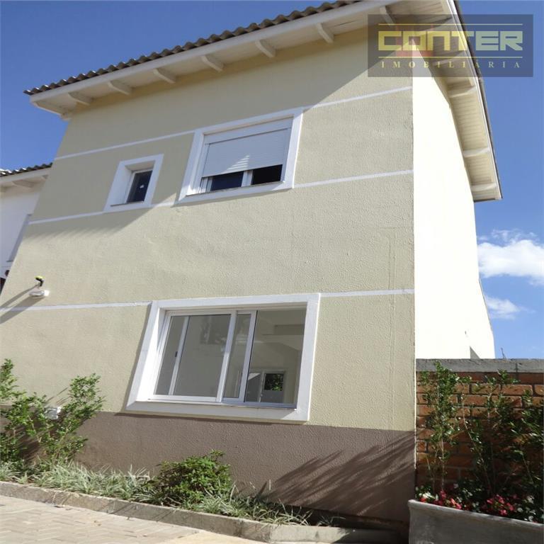 Sobrado residencial à venda, Fátima, Canoas - SO0513.