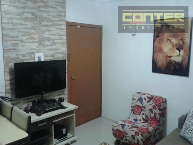 Apartamento residencial à venda, Guajuviras, Canoas.