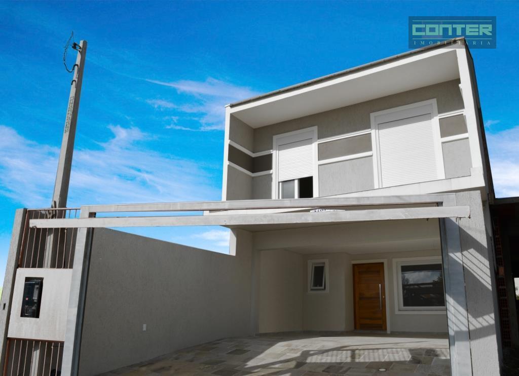 Sobrado residencial à venda, Estância Velha, Canoas.