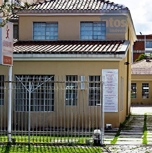Casa comercial à venda, Alto da Rua XV, Curitiba.