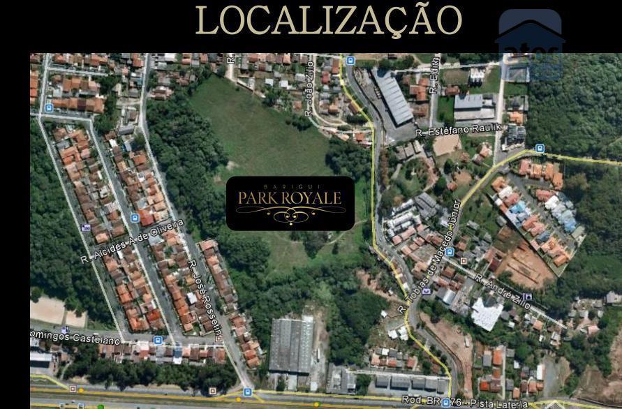 Terreno  residencial à venda - Próximo ao Park Barigui