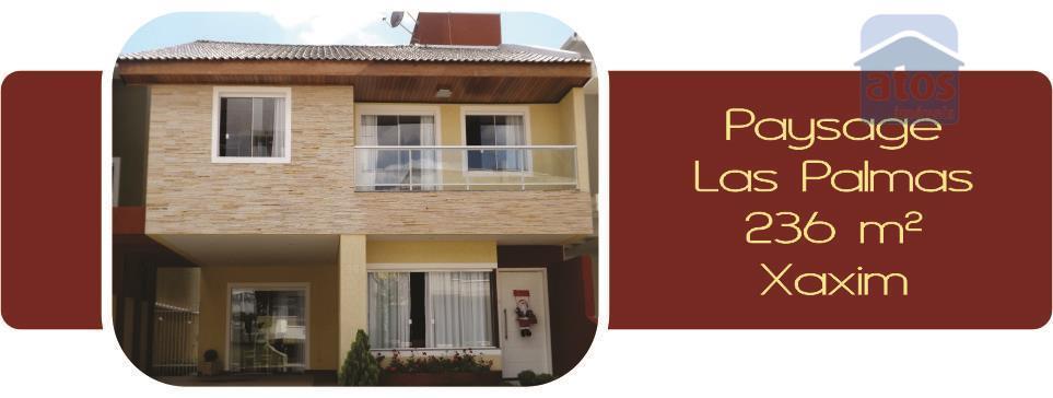 Casa Alto Padrão em Condomínio Alto Padrão à venda, Xaxim, Curitiba