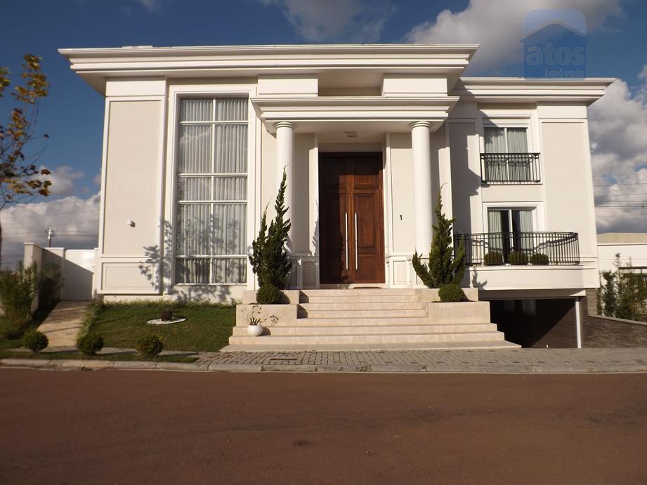 Casa residencial à venda, Xaxim, Curitiba - CA0129.