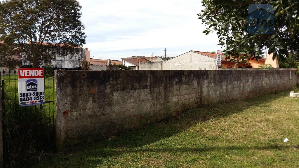 Terreno ZIS (industrial e residencial) - 720 m² São José dos Pinhais