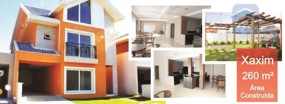Casa Alto padrão à venda, Xaxim, Curitiba.