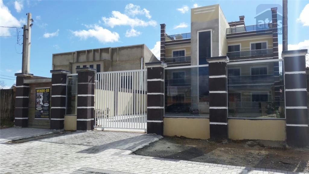 Apartamento  residencial à venda, Campina da Barra, Araucária.