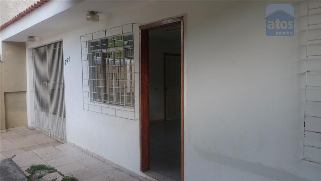 Casa residencial para locação, Xaxim, Curitiba.