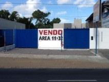 Terreno comercial à venda, Jardim Cidade Universitária, João Pessoa.