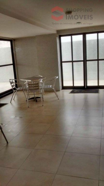 Apartamento  residencial para venda e locação, Cabo Branco, João Pessoa.