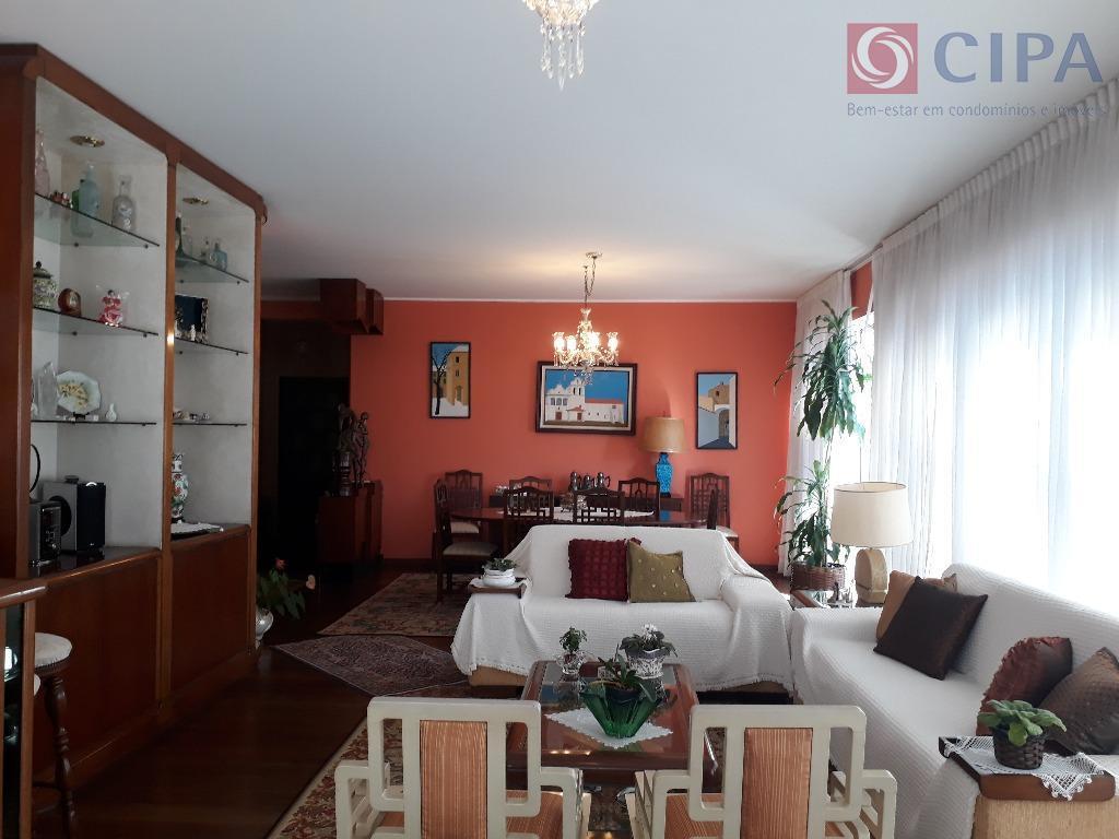 Apartamento com 4 dormitórios à venda, 164 m² por R$ 2.100.000 - Botafogo - Rio de Janeiro/RJ
