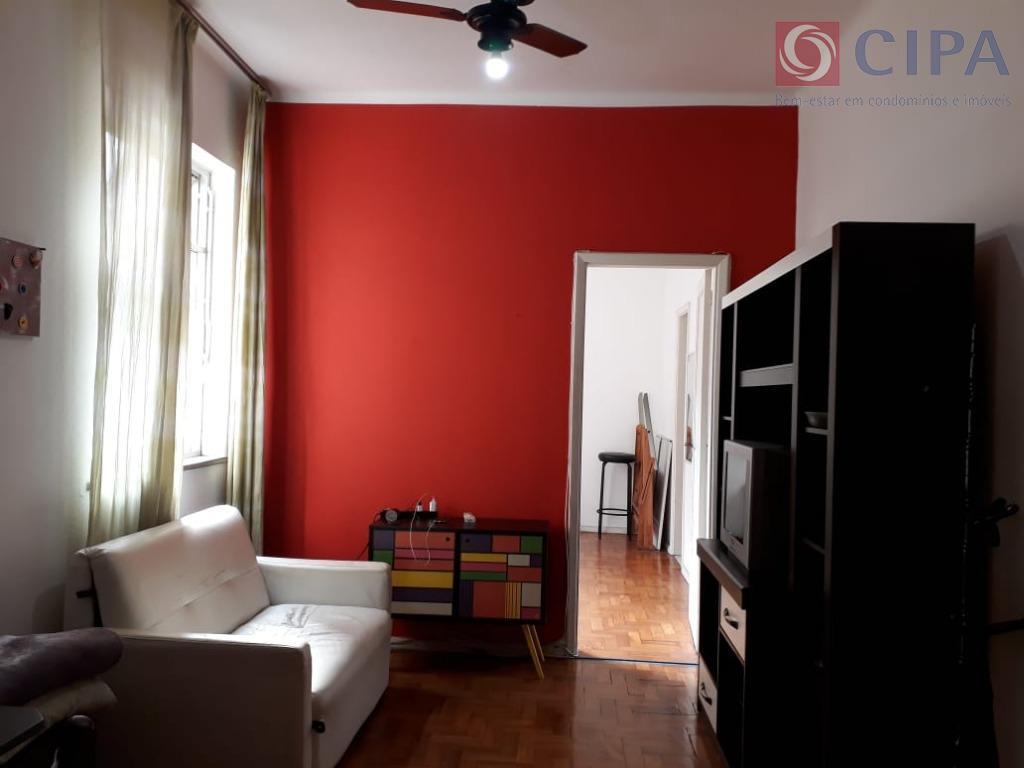 Apartamento residencial à venda, Glória, Rio de Janeiro.