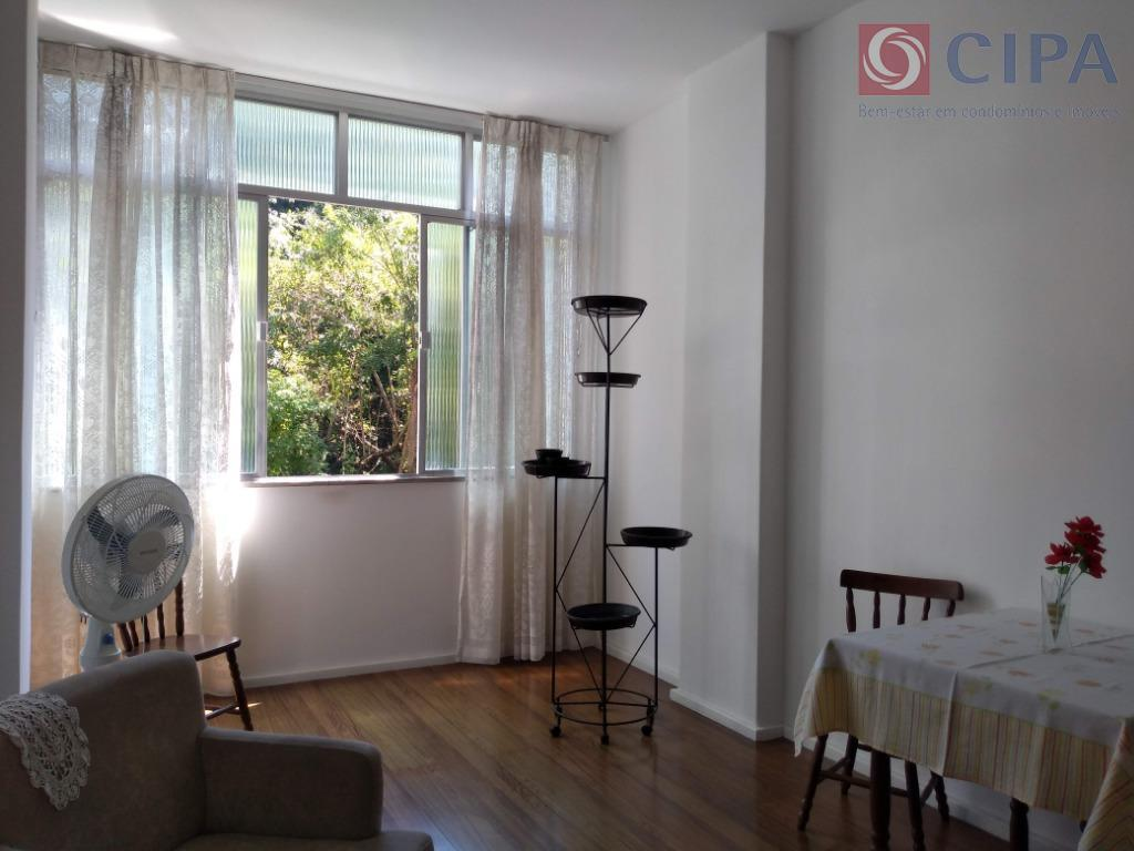 Apartamento com 1 dormitório à venda, 51 m² por R$ 590.000 - Flamengo - Rio de Janeiro/RJ