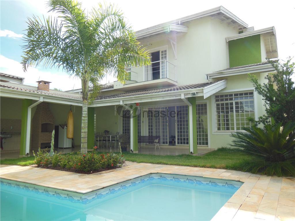 Casa residencial à venda, Jardim Residencial Copacabana, Rio Claro - CA0500.