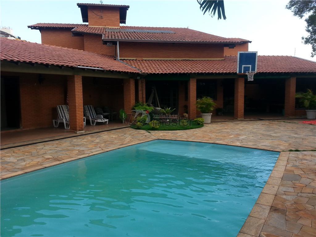 Casa residencial para venda e locação, Santa Cruz, Rio Claro - CA0551.