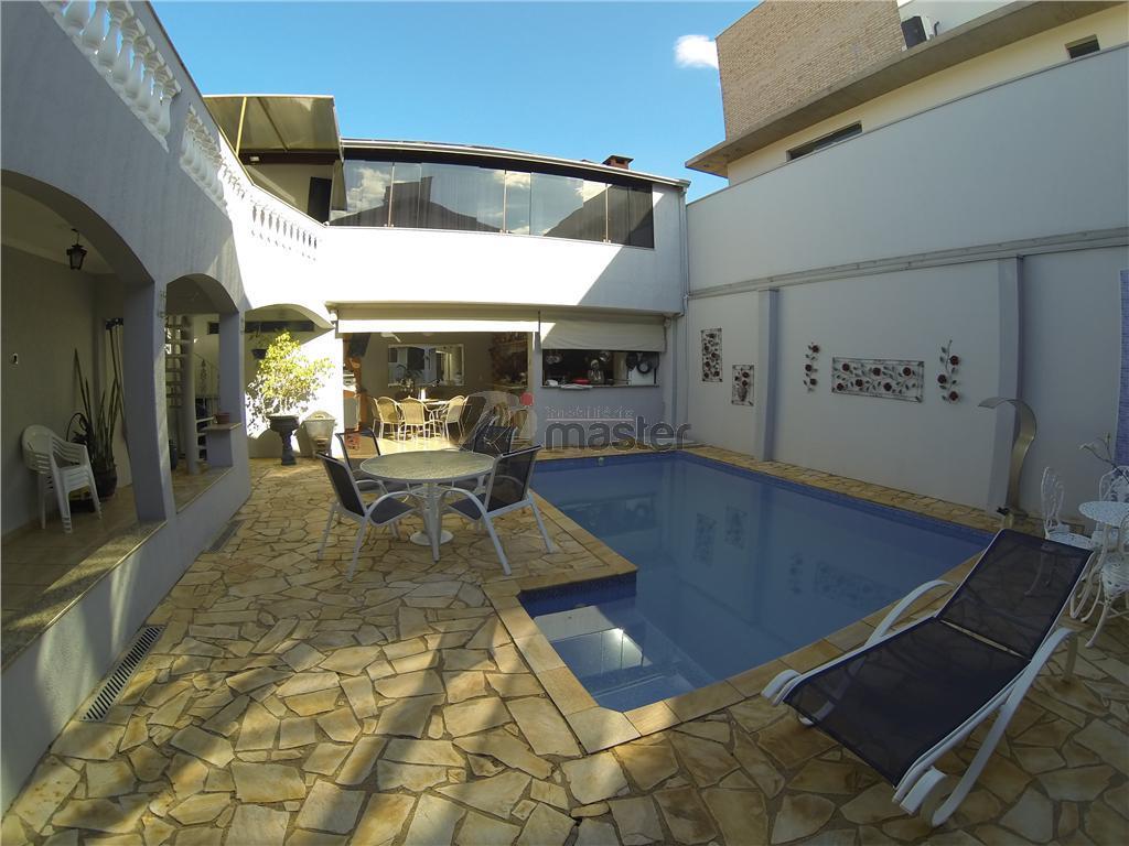 Casa residencial à venda, Vila Bela Vista, Rio Claro.