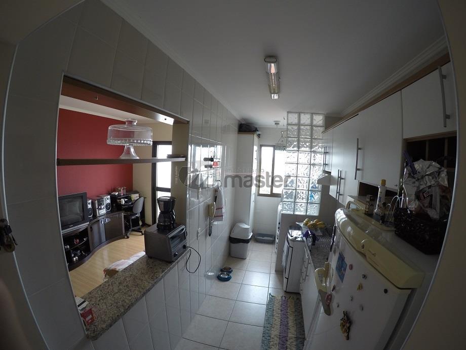 Apartamento à venda 2dts/suíte, Centro, Rio Claro.