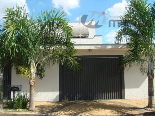 Casa residencial à venda, Jardim América, Rio Claro.