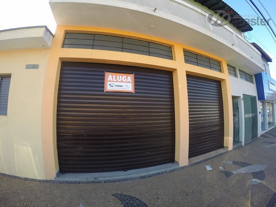 LOCAÇÃO COMERCIAL, Rua 03-A - Vila Alemã, Rio Claro.