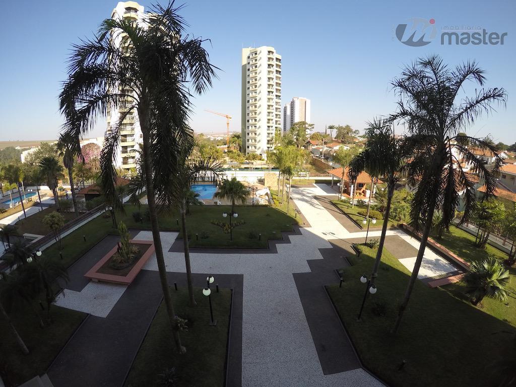 Apartamento residencial à venda, Cidade Jardim, Rio Claro.