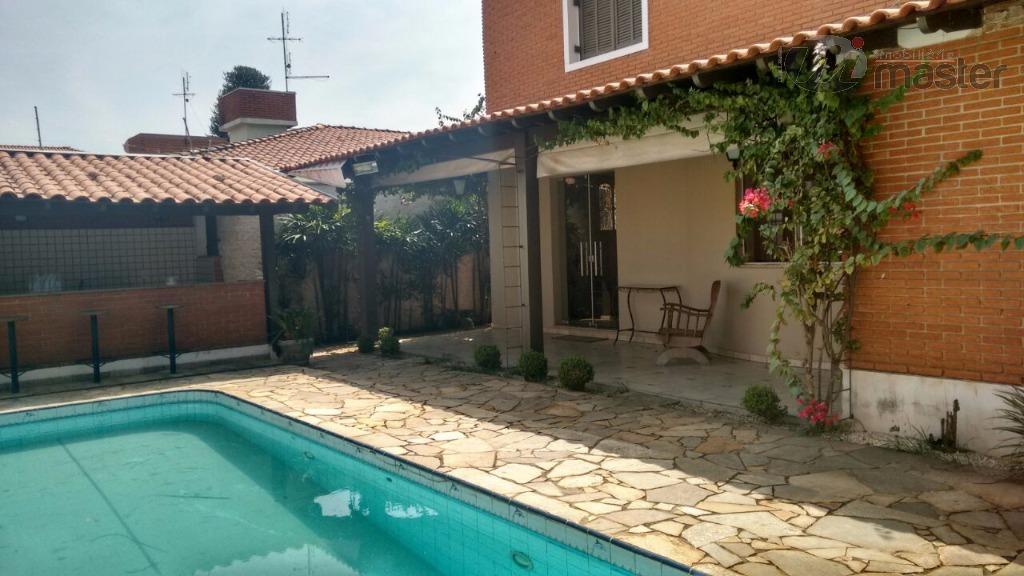 Casa residencial à venda, Jardim São Paulo, Rio Claro.