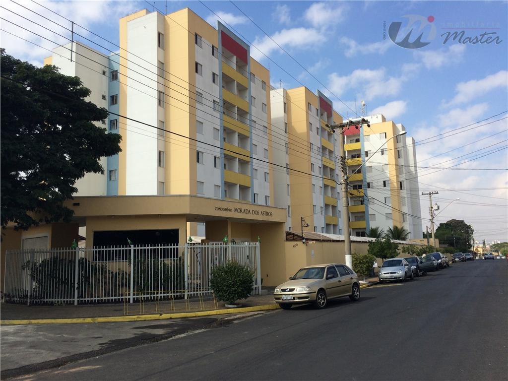 Apartamento residencial à venda, 3 dormitórios, Alto do Santana, Rio Claro.