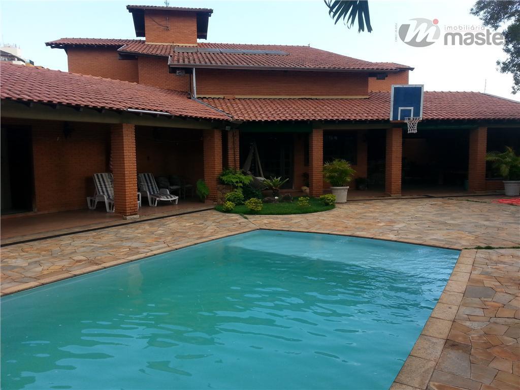 Sobrado residencial à venda, Santa Cruz, Rio Claro.