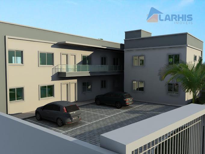 Apartamento residencial à venda, Centro, Aquiraz.
