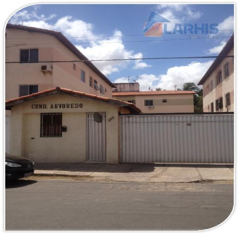 Apartamento residencial à venda, Parangaba, Fortaleza.