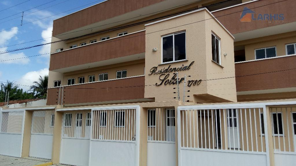Apartamento residencial à venda, Jangurussu, Fortaleza.