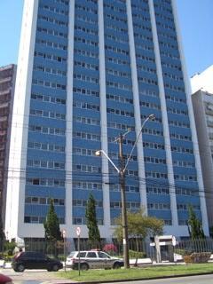 Apartamento residencial para locação, Batel, Curitiba - AP0054.