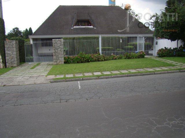 Residência com 606m² para venda com 606m² nas Mercês, Curitiba.