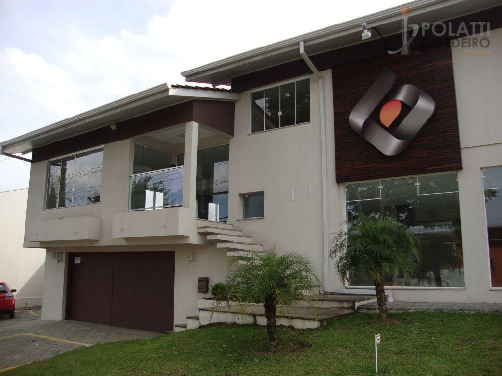 Casa comercial para locação, Jardim Social, Curitiba.