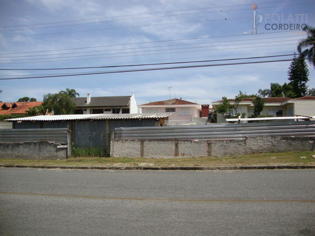 Excelente terreno residencial à venda, Jardim Social, Curitiba.