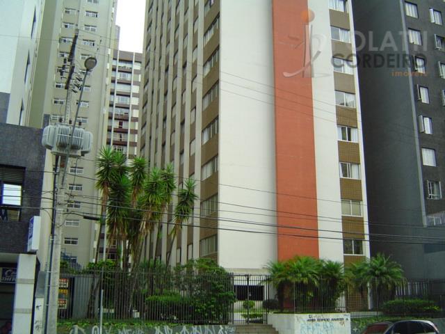 Ótimo apartamento  residencial para locação, Batel, Curitiba.