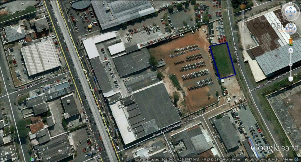 excepcional terreno com 55,95 metro de testada para a rua aluízio finzetto, nr. 3171, com 1.400m²,...
