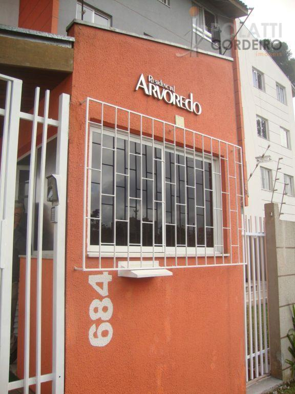 Apartamento  residencial para locação, Novo Mundo, Curitiba.