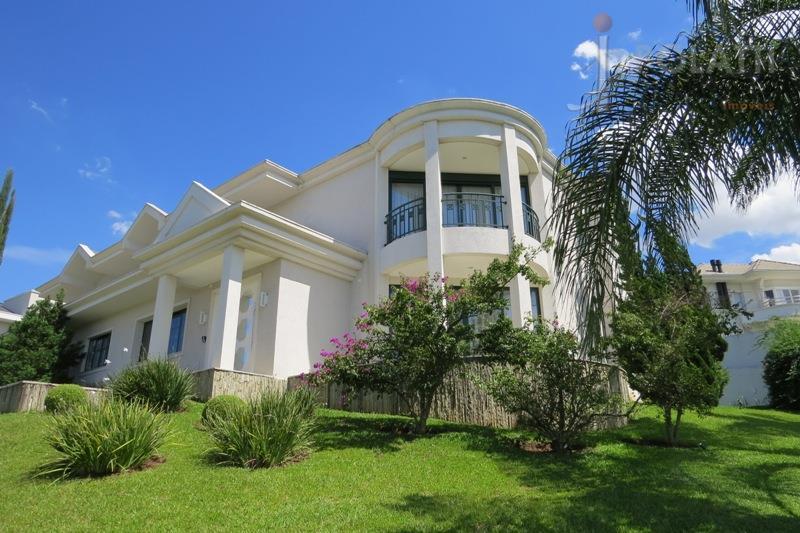 Casa residencial à venda, Alphaville Graciosa, Pinhais - CA0019.