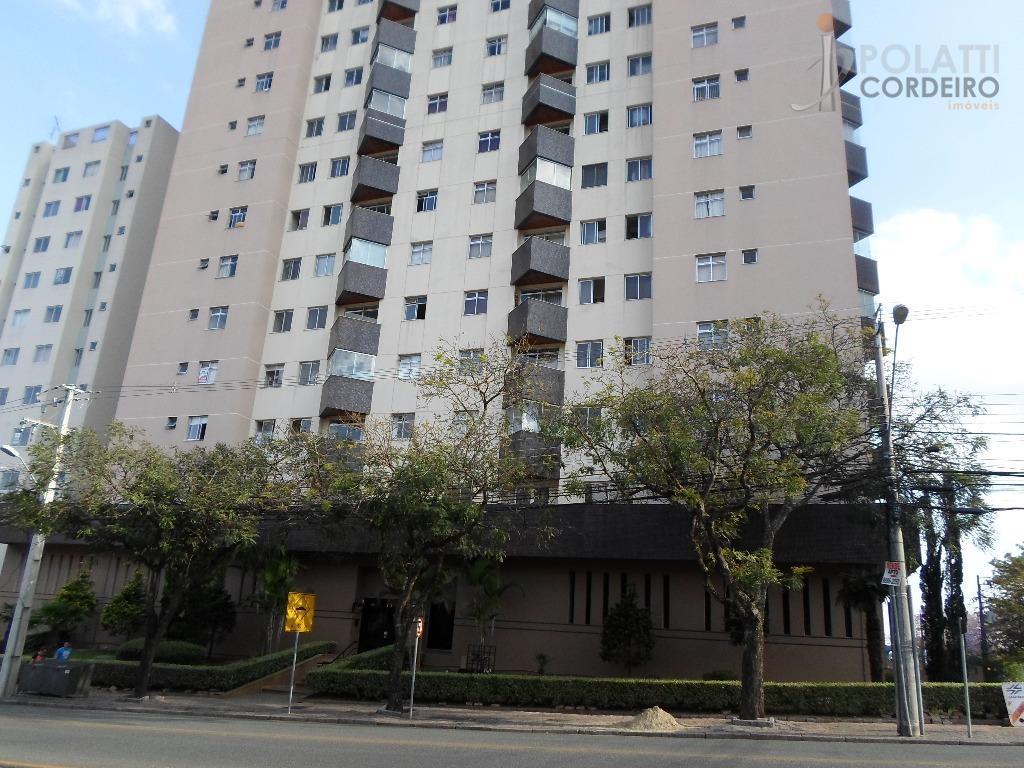 Apartamento residencial para venda e locação, Cristo Rei, Curitiba - AP0165.