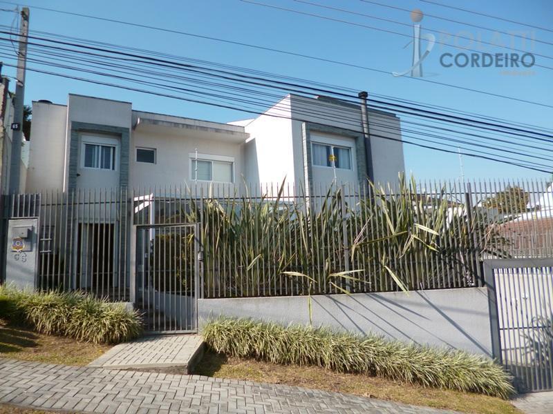Casa residencial para venda e locação, Guabirotuba, Curitiba - CA0023.