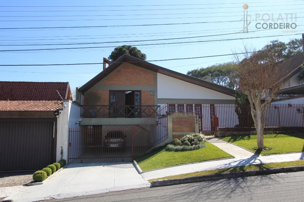 Casa à venda, Jardim Social/Bacacheri, Curitiba - CA0065.