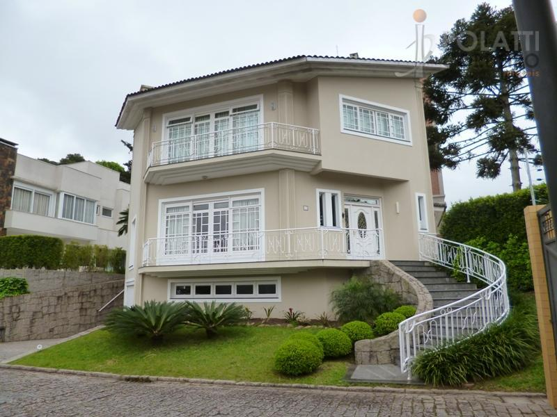 Casa  residencial à venda, Mercês, Curitiba.