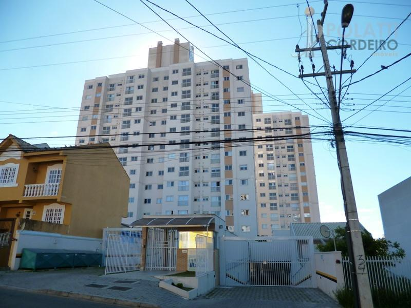 Apartamento residencial à venda, Centro, São José dos Pinhais.