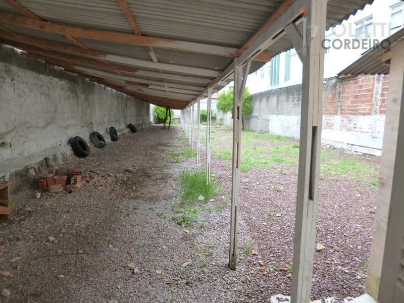 oportunidade única!!! excelente terreno no centro cívico, situa à rua manoel eufrásio, 1295, a 1 quadra...