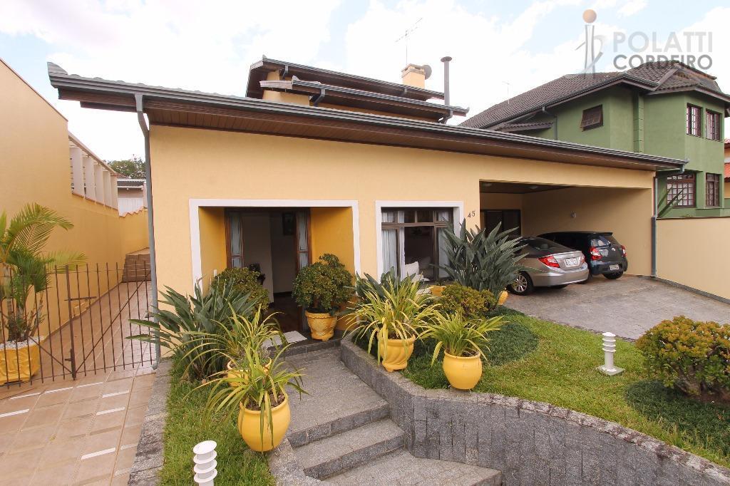 Excepcional Casa à venda, Butiatuvinha, Curitiba.