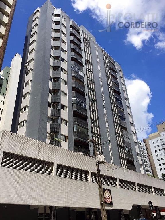 Apartamento no Champgnat 3 dormitórios - Curitiba