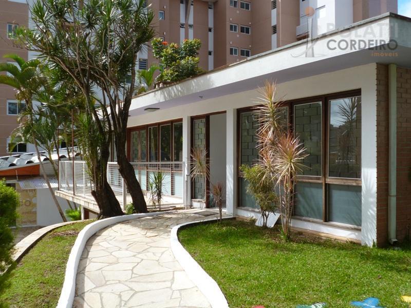 Casa comercial para locação, Ahú, Curitiba.