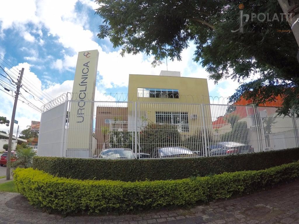 Casa comercial para venda e locação, Batel, Curitiba.
