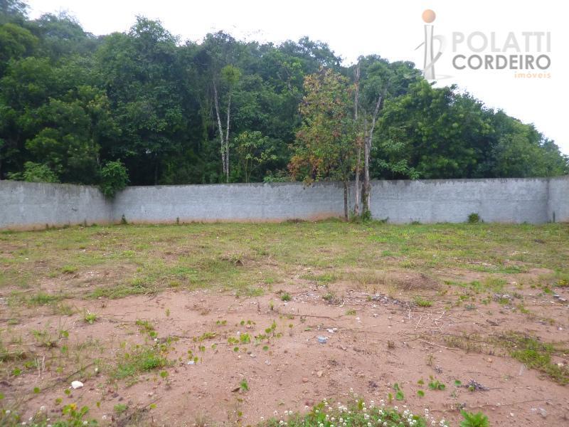 oportunidade excelente terreno a 90 metros da av. manoel ribas, no bairro cascatinha, região tranquila ao...